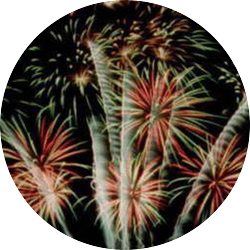 Choreographed Fireworks